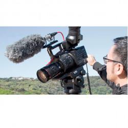 Rode SM3-R Soporte Micrófono Shotgun en zapata de cámara