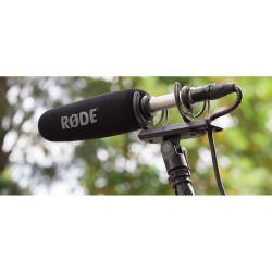 Rode SM4-R Soporte Micrófono Shotgun para stand y Boompole