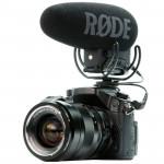 Rode VideoMic Pro Plus Shotgun para Cámaras con conector TRS