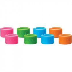 Rode XLR-ID Anillos XLR de color (pack de 4 colores)