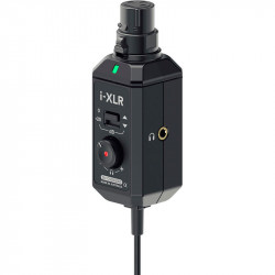 Rode i-XLR Plug On Adaptador de XLR a Lighting Apple iOS Devices