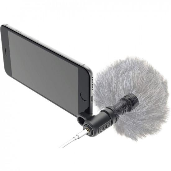Rode VideoMic ME Micrófono Ultra Compacto Shotgun para Smartphones