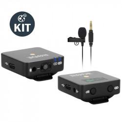 Rode Wireless GO  + Lav Sistema de micrófono inalámbrico con Lavalier