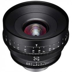"""Rokinon Xeen 20mm MFT Lente T1.9 para micro 4/3"""""""