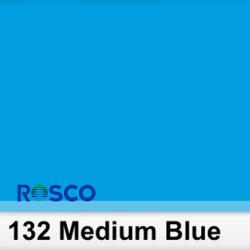 Rosco 132S Pliego Medium Blue 50cm x 60 cm