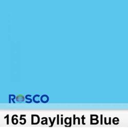 Rosco 165S Pliego Daylight Blue 50 cm x 60 cm