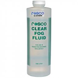 Rosco Clear Fog Fluid  / Líquido para maquinas de Humo Rosco 1 litro