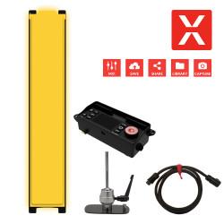 DMG LUMIERE MIX SL1 Full Color en KIT 1 AC con driver y montura de stand