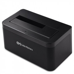 "Docking Station para HDD/SSD de 3.5"" o 2.5""   USB 3.0"
