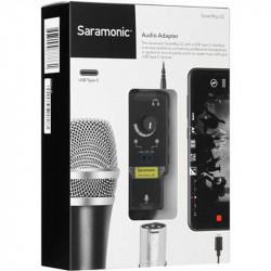 Saramonic SmartRig UC Interface de audio XLR para dispositivos USB tipo C