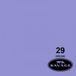 """Savage Fondo de Papel """"Orchid"""" Orquidea para backdrop de 1,35  x 11 mts SAV-29-53"""