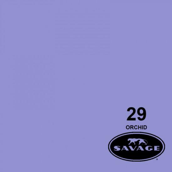 """Savage Fondo de Papel """"Orchid"""" Orquidea para backdrop de 2,72  x 11 mts SAV-29"""
