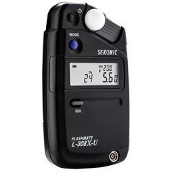 SEKONIC L-308X Flashmate - Luz de Incidencia / Flash y Ambiente