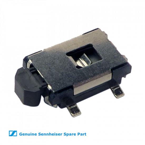 Sennheiser 045899 SMD SWITCH Botón power de repuesto para Evolution Wireless