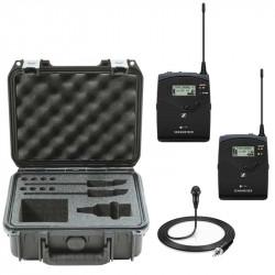 Sennheiser EW 112P G4-B SKB  Sistema Inalámbrico Balita Omni para Cámara B (626-668 MHz) con maleta SKB