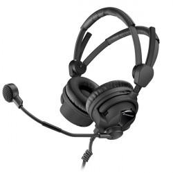 Sennheiser HMD 26-II  Audífonos Stereo cerrados con micrófono Profesional
