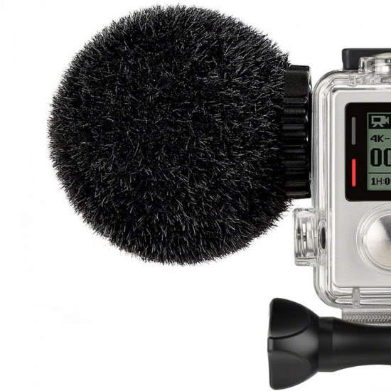 Sennheiser MKE 2 Elements Micrófono para Gopro HERO4