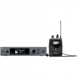 Sennheiser EW IEM G4 Sistema Inalámbrico in ear con audífonos IE4  (A1: 470 a 516 MHz)
