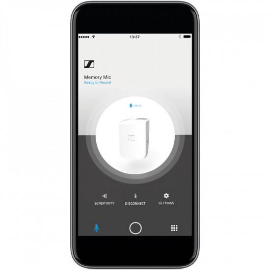 Sennheiser Memory Mic Micrófono Lavalier Bluetooth