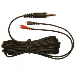 Sennheiser Cable para HD 25-SP-II  3.5mm de 3mts 523878