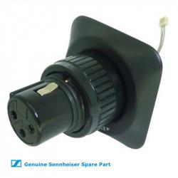 Sennheiser 556966 - Conector Repuesto XLR Socket para SKP300G3 , SKP100, SKP2000