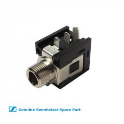 Sennheiser 573606 Conector Jack KI3, 5S de 3.5mm de repuesto para Evolution Wireless