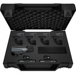 Sennheiser Drum Kit 600 Pack de micrófonos para batería