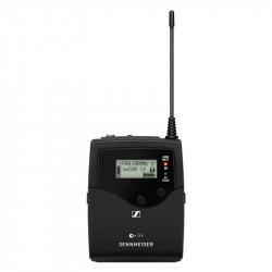 Sennheiser EW 512P FILM Sistema Inalámbrico G4 Balita para Cámara con micrófono MKE-2 Gold Lavalier AW+ (470 to 558 MHz)