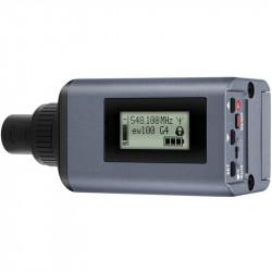 Sennheiser EW 100ENG G4 B Sistema Inalámbrico Balita + Plug-on para Cámara con mic ME 2-II (626 a 668 MHz )