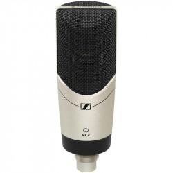 Sennheiser MK4 de Micrófono condensador de estudio cardioide de calidad profesional