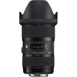 Sigma 18-35mm f/1.8 DC HSM Art Lente para cámaras Canon EF