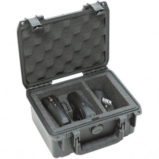 SKB 0806-3-ROD Maleta impermeable para sistema de audio RodeLink inalámbrico