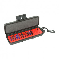 SKB 0702-1B-SD Estuche impermeable para tarjetas de memoria