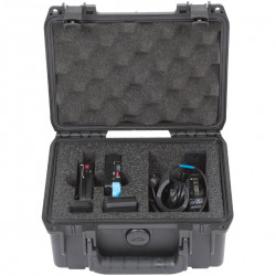 SKB 0806-3-AVX Maleta impermeable para sistema de audio inalámbrico Sennheiser