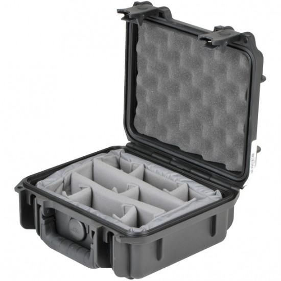 SKB 0907-4B-D Maleta impermeable con divisores