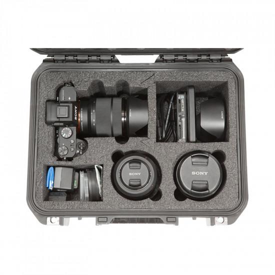 SKB 13096SA7 Maleta impermeable resistente al agua para Sony A7 Series