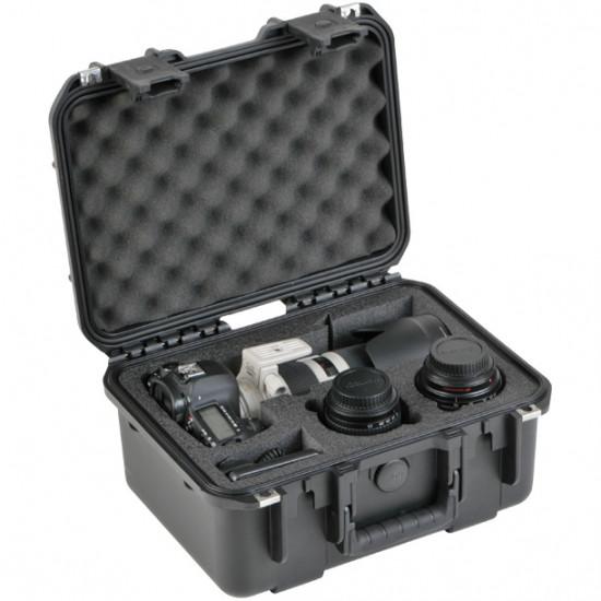 SKB 13096SLR1 Maleta impermeable resistente al agua para cámaras DSLR