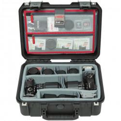 SKB 1510-6DL Maleta impermeable con separadores Think Tank Photo y organizador de tapa