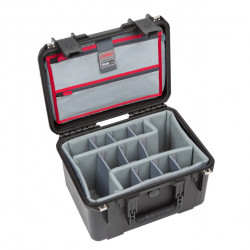 SKB 1510-9DL Maleta impermeable con separadores Think Tank Photo y organizador de tapa