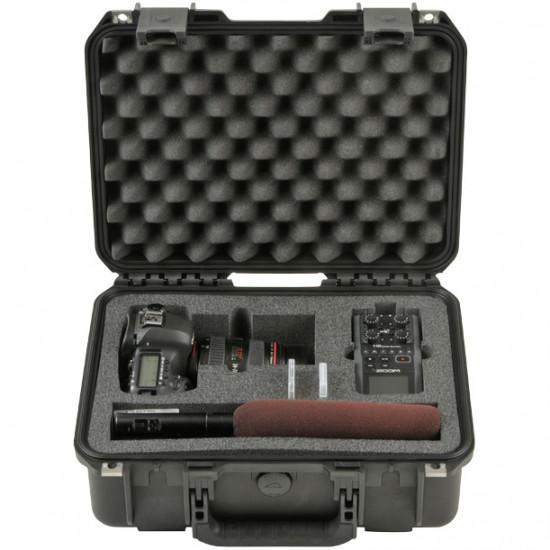 SKB 1510H6SLR Maleta impermeable resistente al agua para cámaras DSLR Shotgun H4N H6