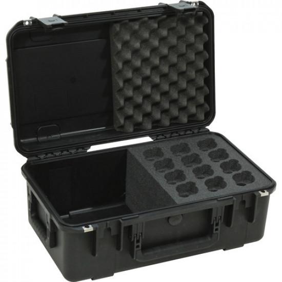 SKB 0907-MC12 Maleta impermeable para doce micrófonos