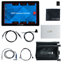 SmallHD Monitor ARRI Cine 7 color DCI-P3 y 1800 nits