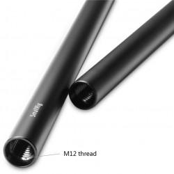 "SmallRig 1053 Tubos / Rods 15mm de 30cm largo Aluminio 12"""