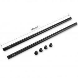 "SmallRig 1054 Tubos / Rods 15mm de 40cm largo Aluminio 16"""