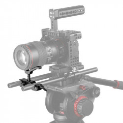 SmallRig 2152 Soporte para lentes en Rods de 15mm
