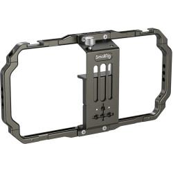 SmallRig 2791 Jaula universal para smartphones vlogging, transmisión en vivo o producción