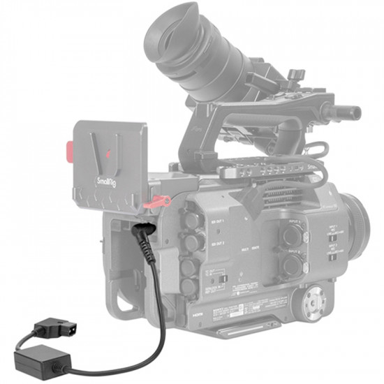 Smallrig 2932 Cable Power DTap a Sony PXW-FX9 19.5V
