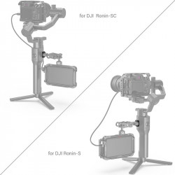 SmallRig BSS2710 Placa de montaje SmallRig para DJI Ronin S / SC