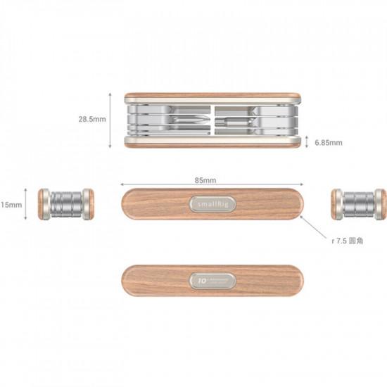 SmallRig TC2400 Juego de herramientas de produccion  Edición especial