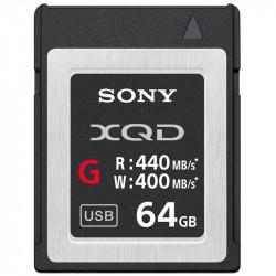 Sony XQD Tarjeta 64GB G Series